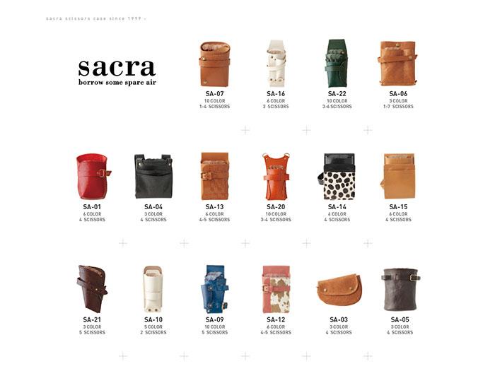 Sacra Brand Catalog
