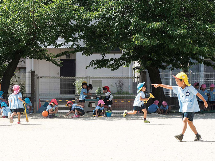 Sukusuku Preschool Website